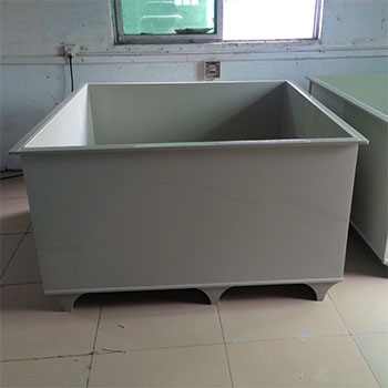 Square PP plastic fish pond