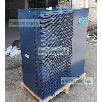 Air energy chiller and heater